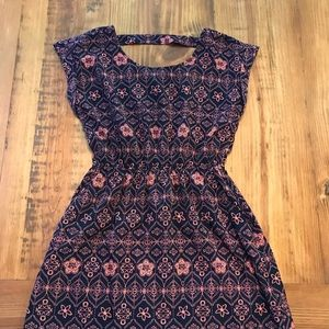Pink Rose Size Small women's Dress